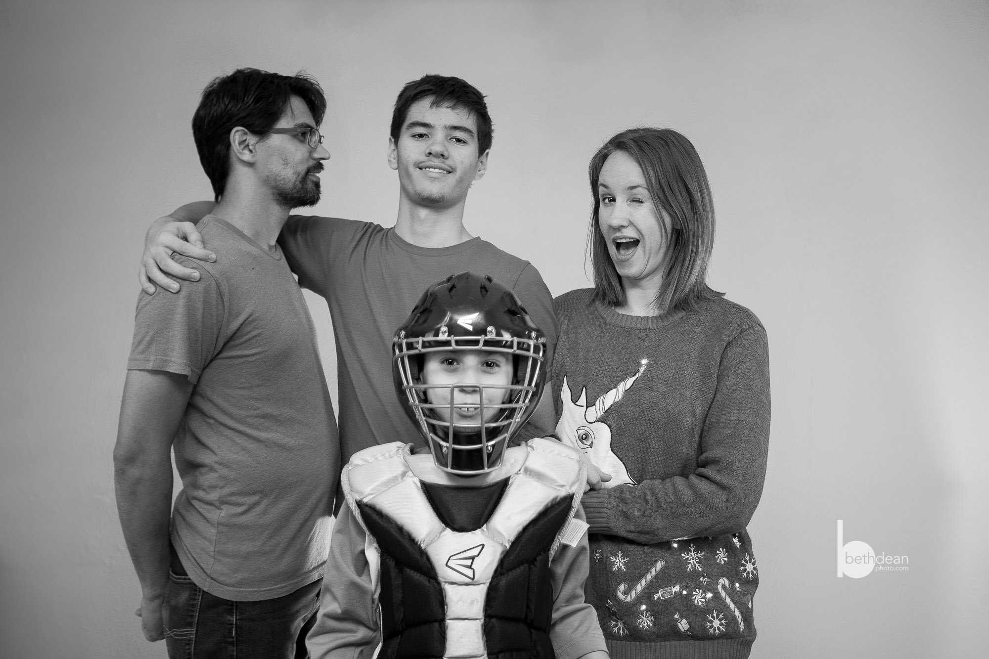 Beth Dean Photography - Happy Holidays from my family